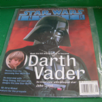 Star Wars Insider Magazine issue 39 Meet the kid who became Darth Vader Jake Lloyd